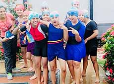 Inter House Swimming Competition